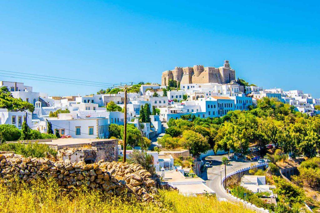 Mediterranean Island: Patmos