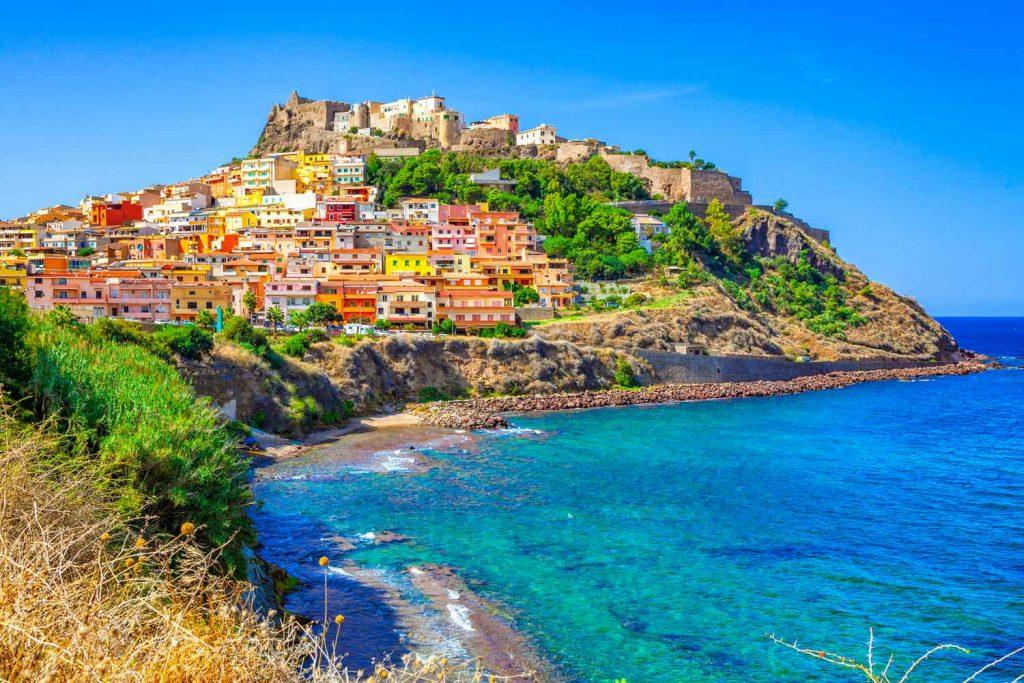 Mediterranean Island: Sardinia