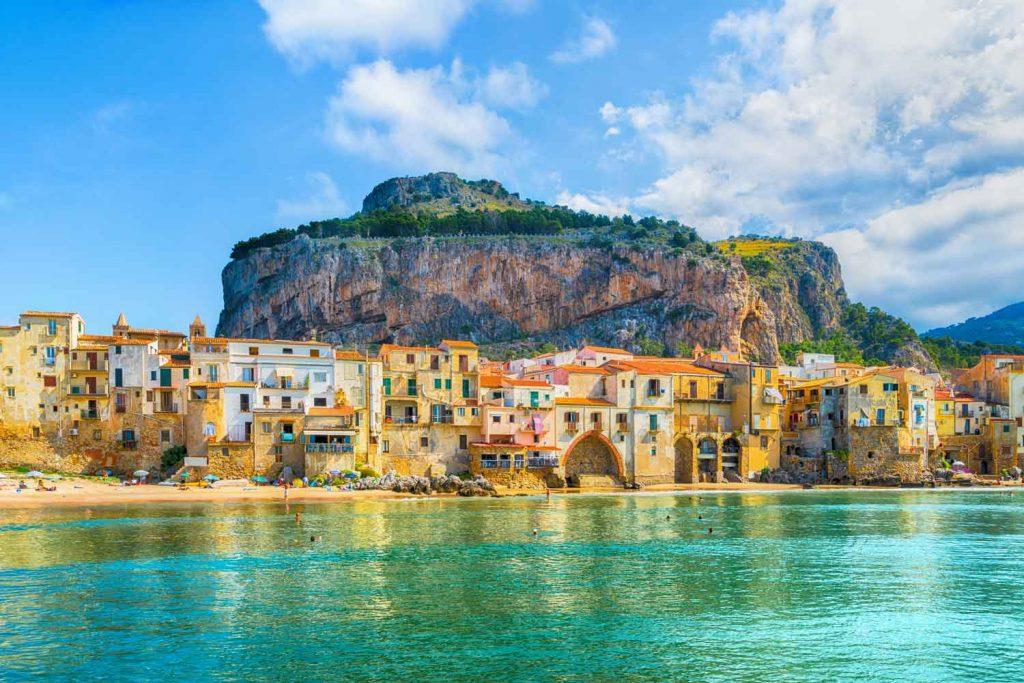 Mediterranean Island: Sicily