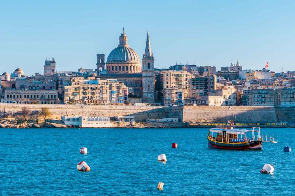 Mediterranean Island: Malta