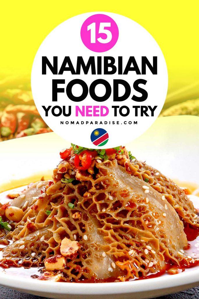 15 Namibian Foods You Need to Try - Nomad Paradise