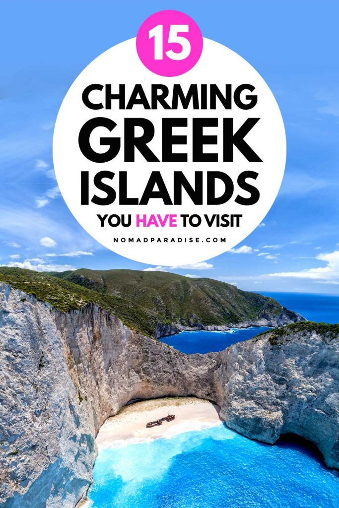 15 Charming Greek Islands You Need to Visit - Nomad Paradise