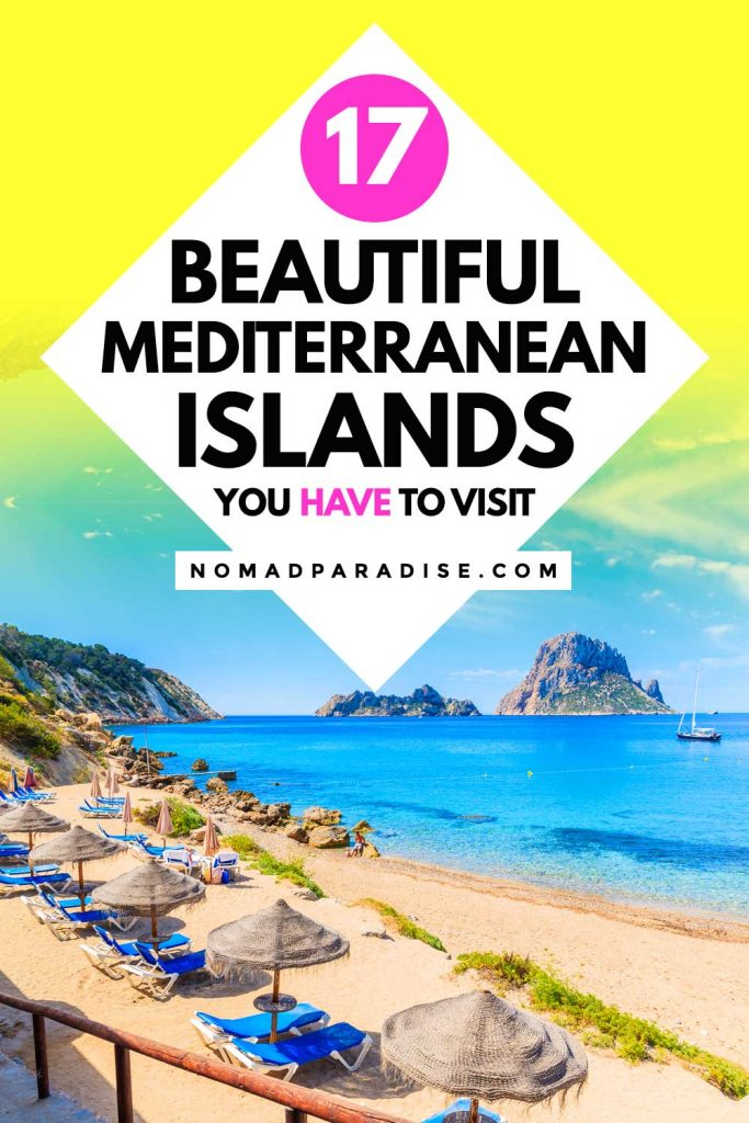 17 Beautiful Mediterranean Islands You Have to Visit