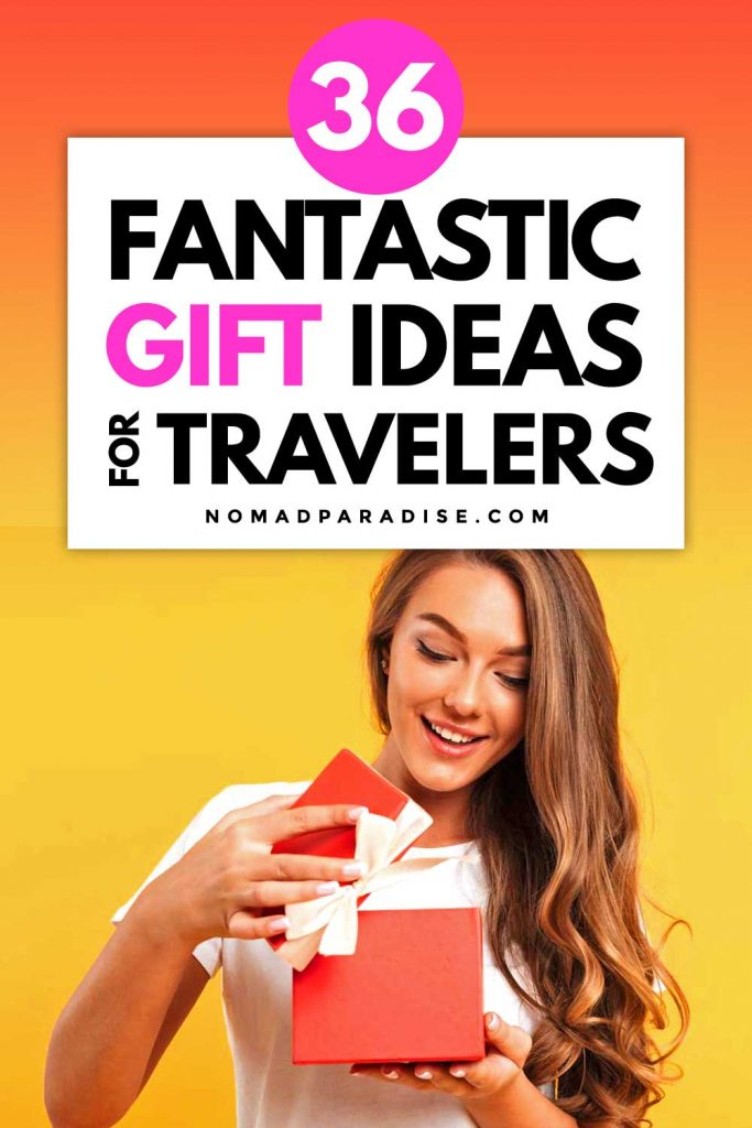 best gifts and gift ideas for travelers