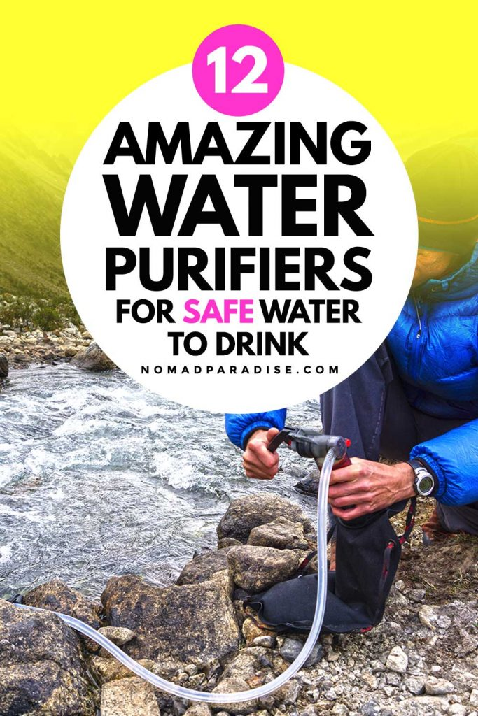 amazing water filters and water purifiers