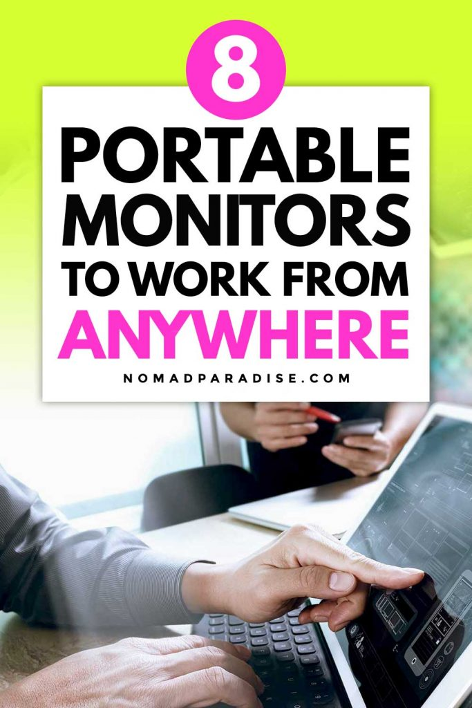 best portable monitors for travel