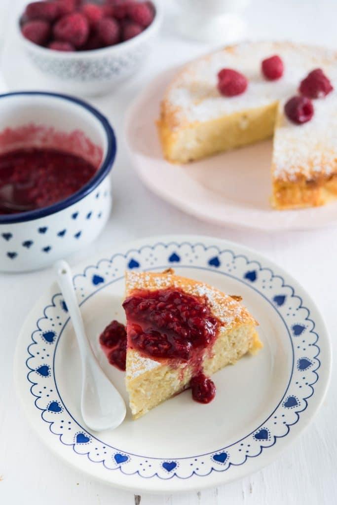 Swedish Food: Ostkaka  – Cheesecake