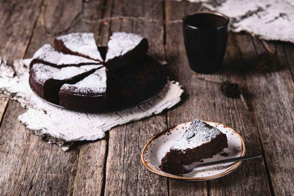 Swedish Food: Kladdkaka – Mud Cake