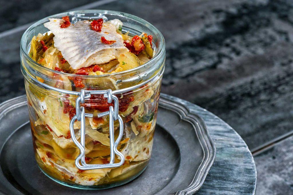 Swedish Food: Sill – Pickled Herring