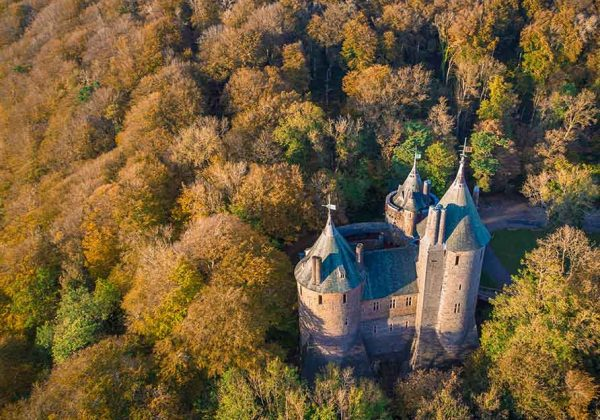 best things to do in cardiff castle coch