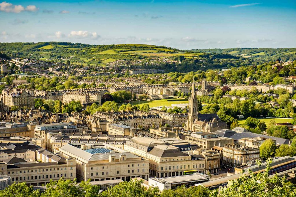 Cities to Visit in the UK: Bath