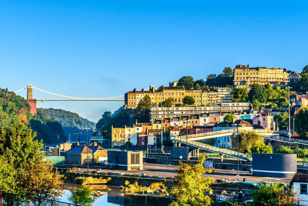 Cities to Visit in the UK: Bristol