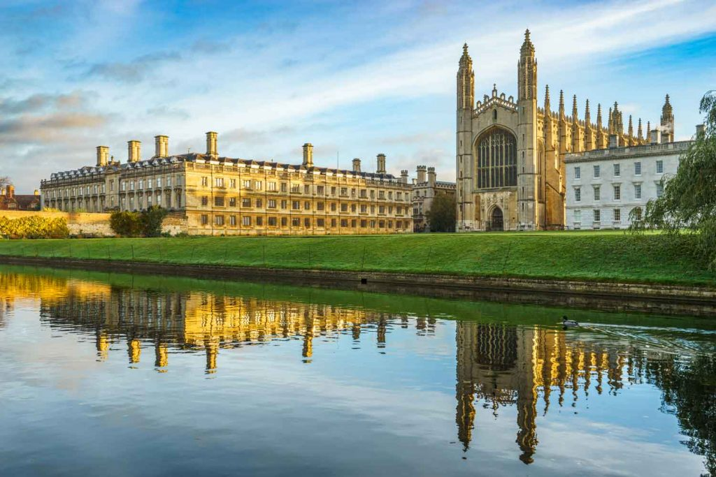 Cities to Visit in the UK: Cambridge