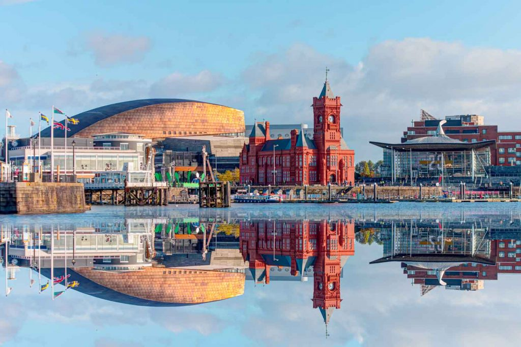 Cities to Visit in the UK: Cardiff