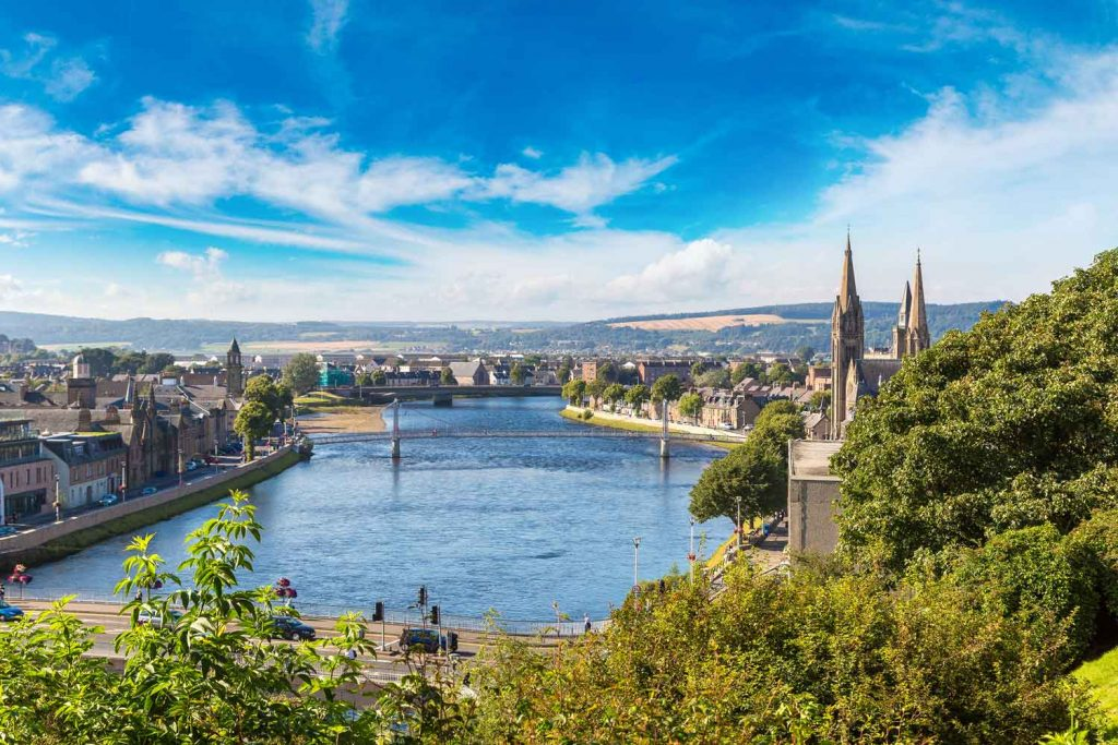 Cities to Visit in the UK: Inverness