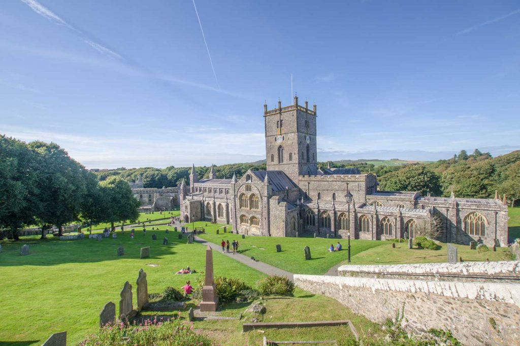 Cities to Visit in the UK: St. David's