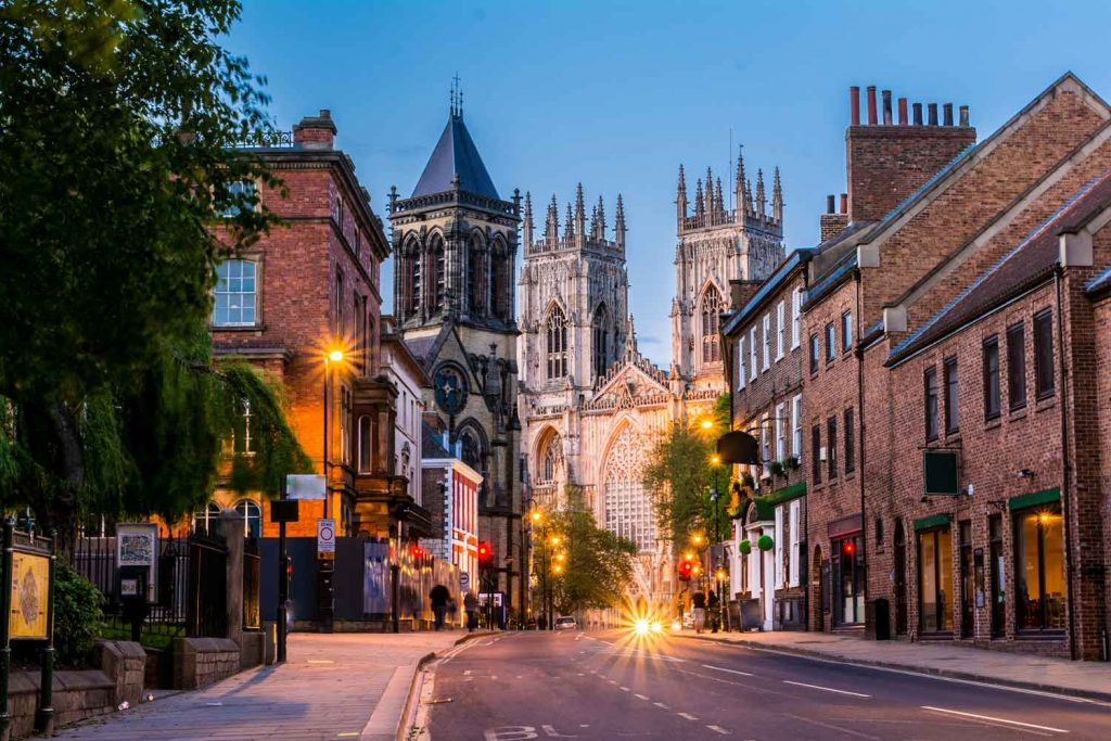 Cities to Visit in the UK: York