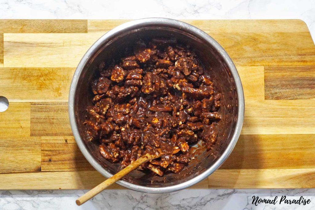 Tinginys – Lithuanian Lazy Cake Cookies mixture