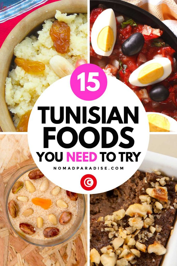 15 Tunisian Foods You Need to Try - Nomad Paradise