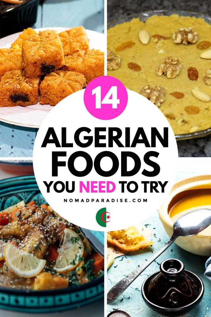 14 Algerian Foods You Need to Try - Nomad Paradise