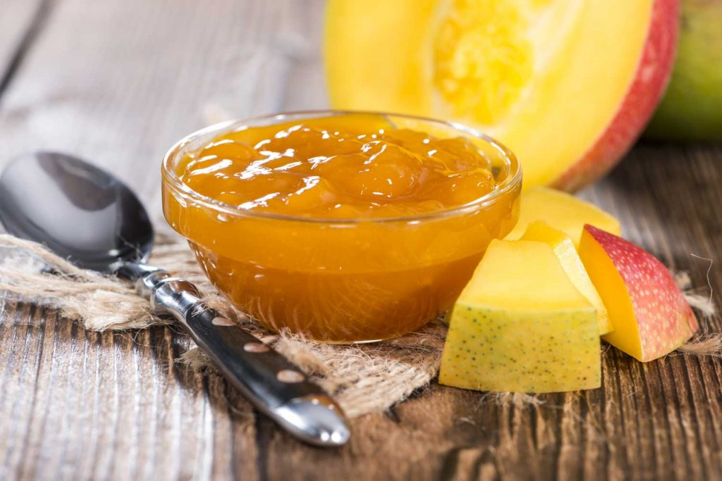 Venezuelan dessert: Jalea de Mango – Mango Jam