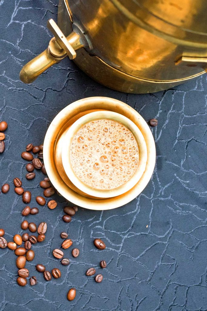 Coffee cup, Mumbai, India