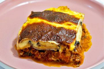 "Greek Cypriot-Inspired Moussaka (Eggplant ""Lasagna"") Recipe"