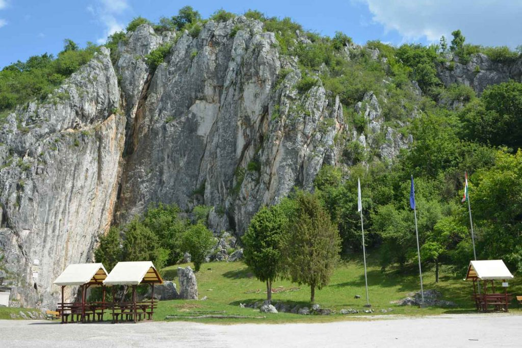 Hungarian Baradla Cave