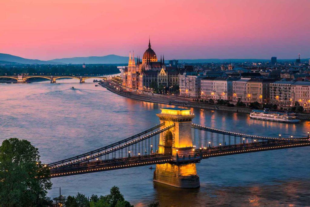 Hungarian City: Budapest