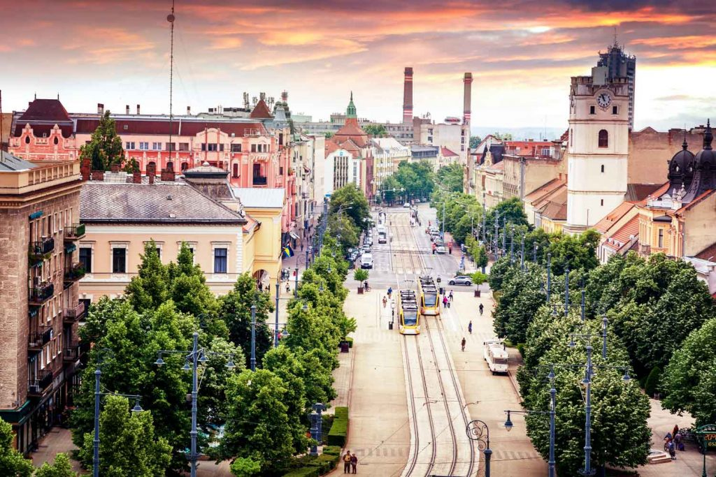 Hungarian City: Debrecen