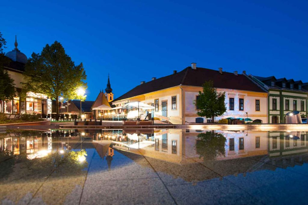 Hungarian town: Gyula