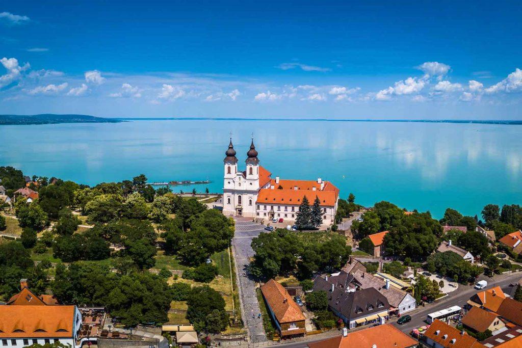 Hungarian village: Tihany