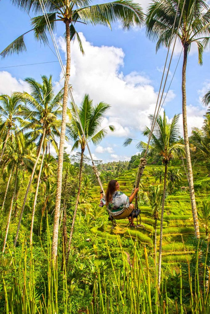 Paradise islands: Bali, Indonesia