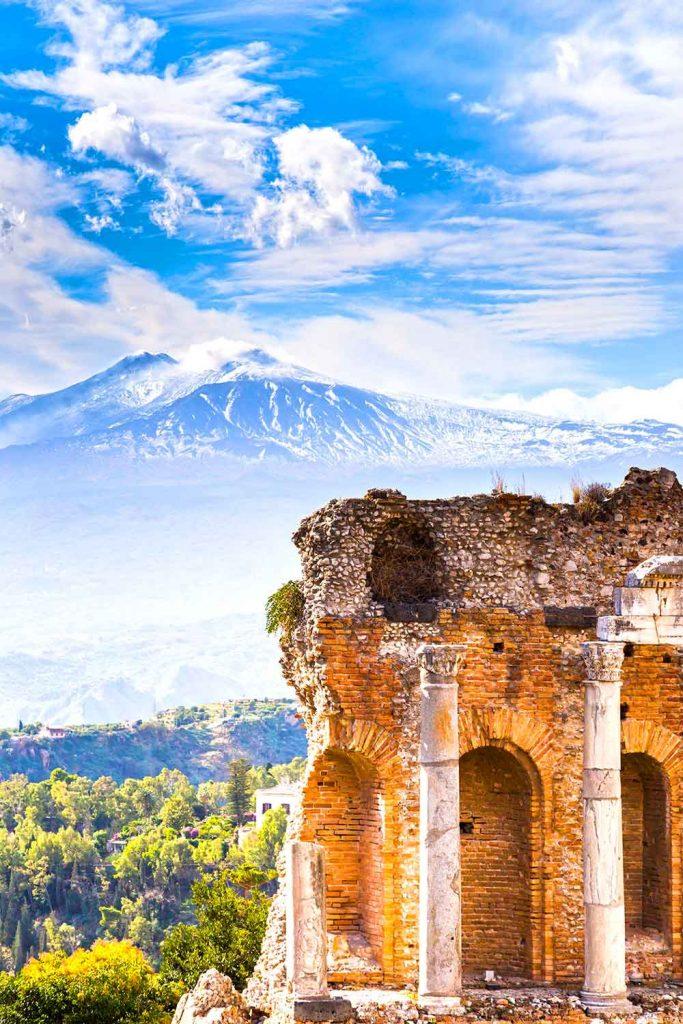 Paradise island: Sicily, Italy