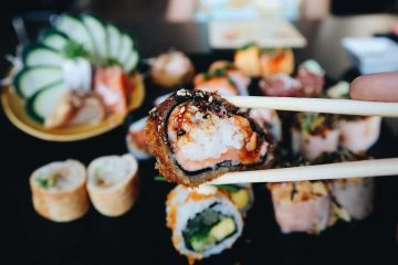 9 Best Places To Eat Sushi Outside Japan