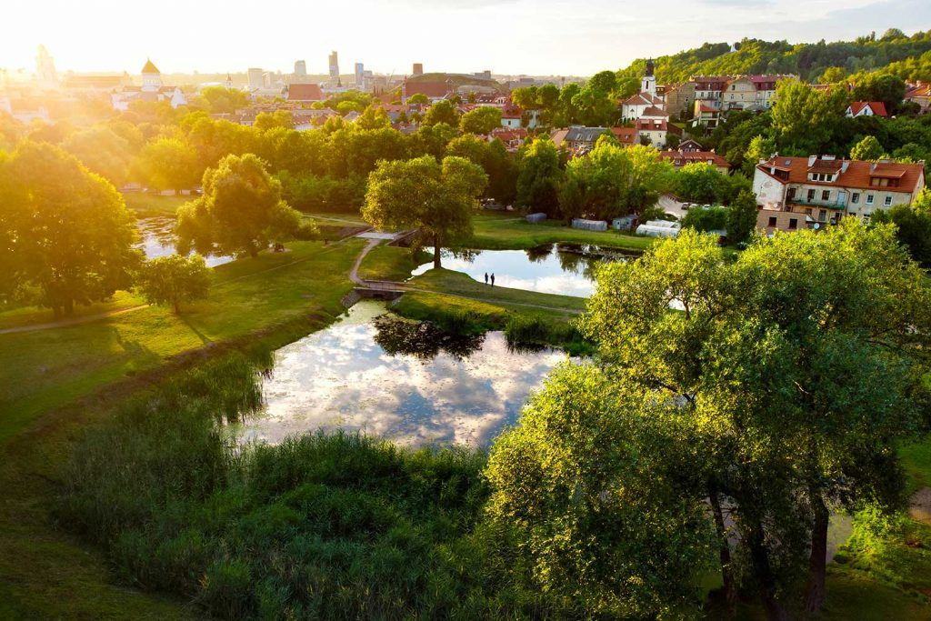 Lithuanian Cities: Vilnius