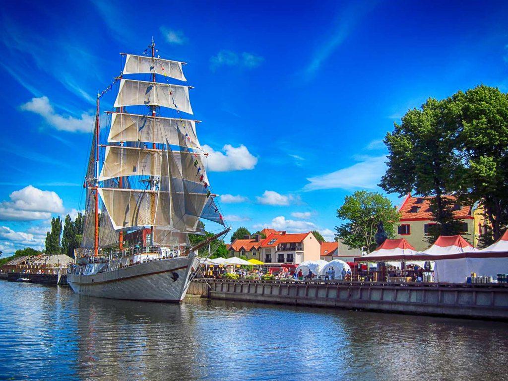 Lithuanian Cities: Klaipėda