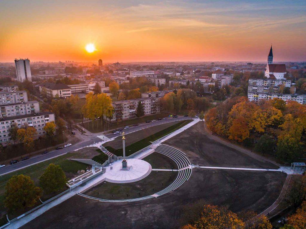 Lithuanian Cities: Šiauliai