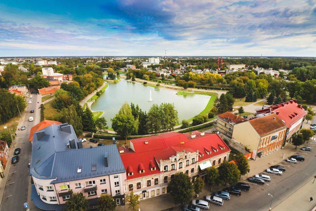 Lithuanian Cities: Panevėžys