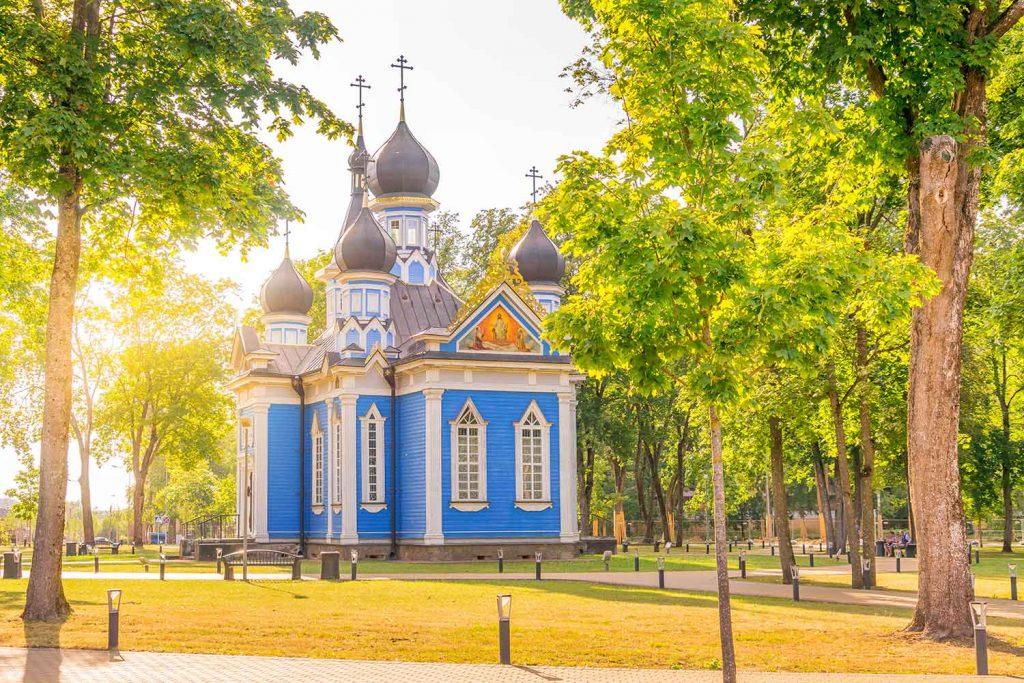 Lithuanian Cities: Druskininkai