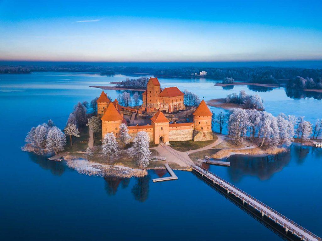Lithuanian Cities: Trakai