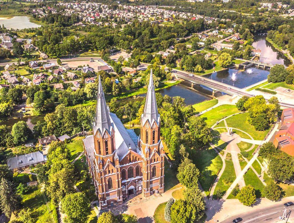 Lithuanian Cities: Anykščiai