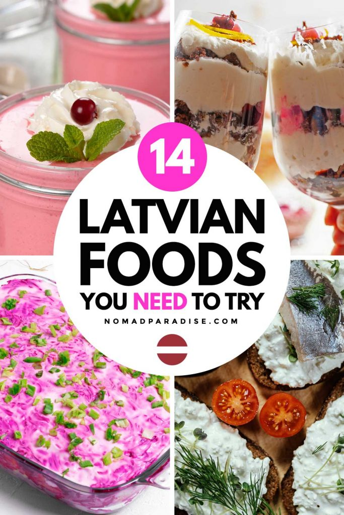 14 Latvian Foods You Need to Try