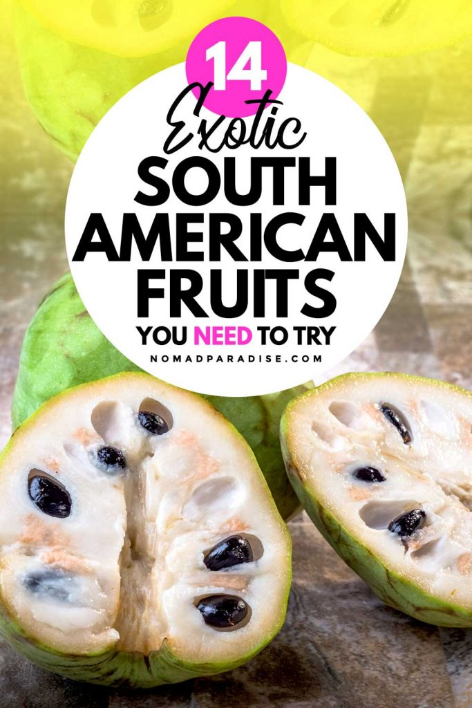 14 Exotic South American Fruits You Need to Try