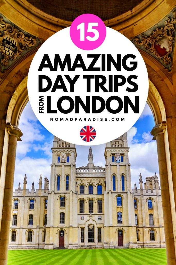 15 Amazing Day Trips from London