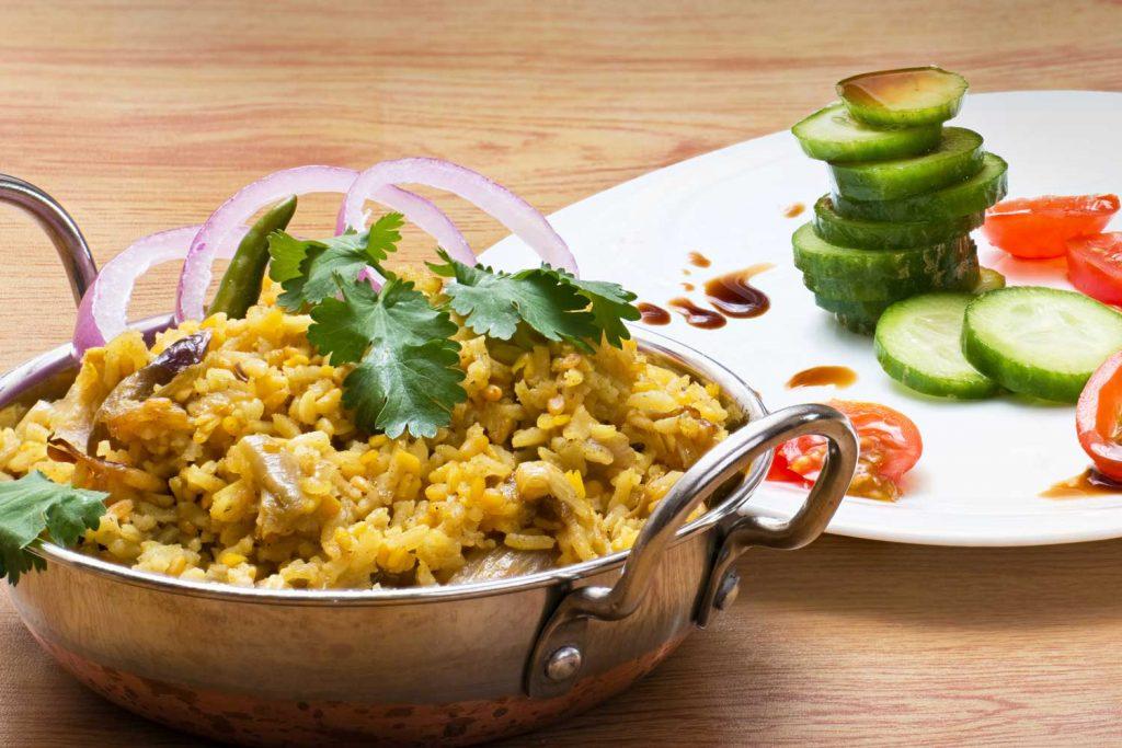 Bangladeshi Food: Bhuna Khichuri