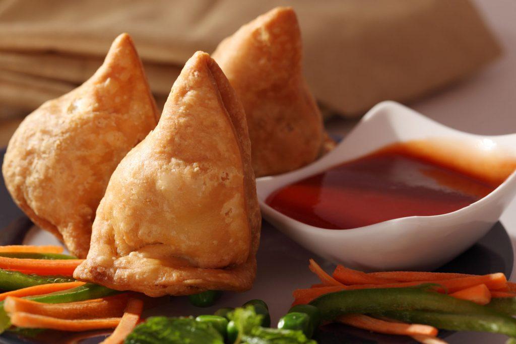 Bangladeshi Food: Kolijar Shingara (Beef/Mutton Liver Shingara)