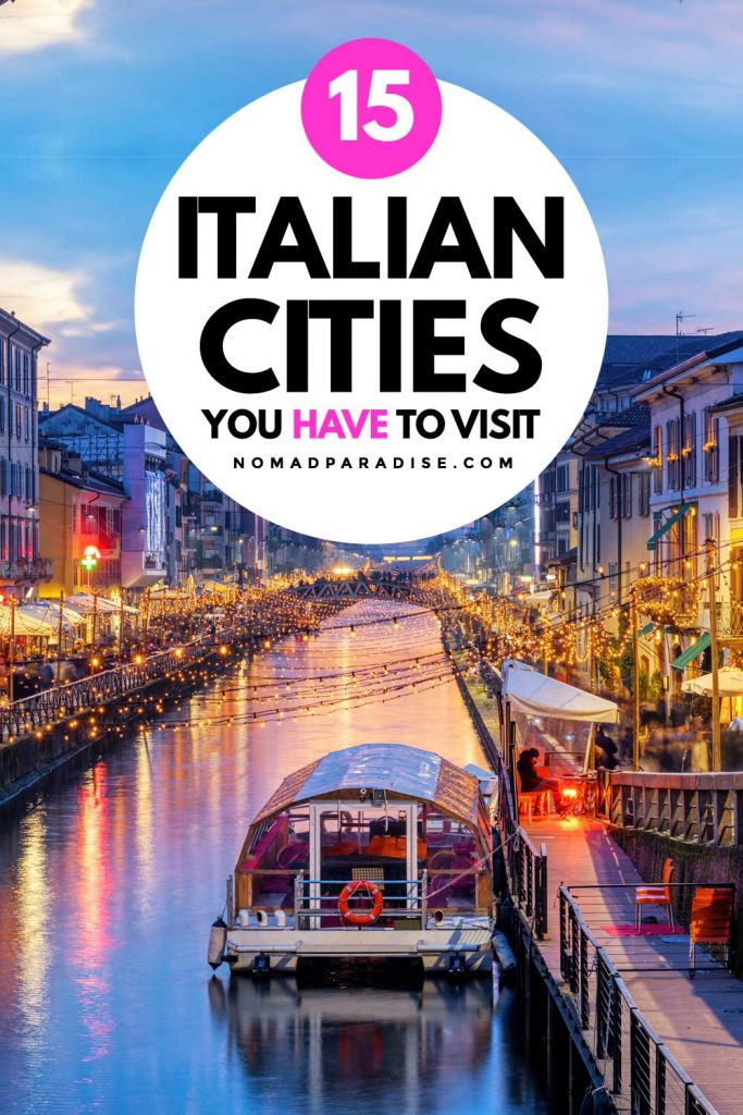 15 Italian Cities You Have to Visit