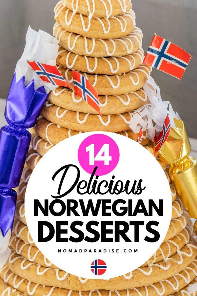 14 Delicious Norwegian Desserts
