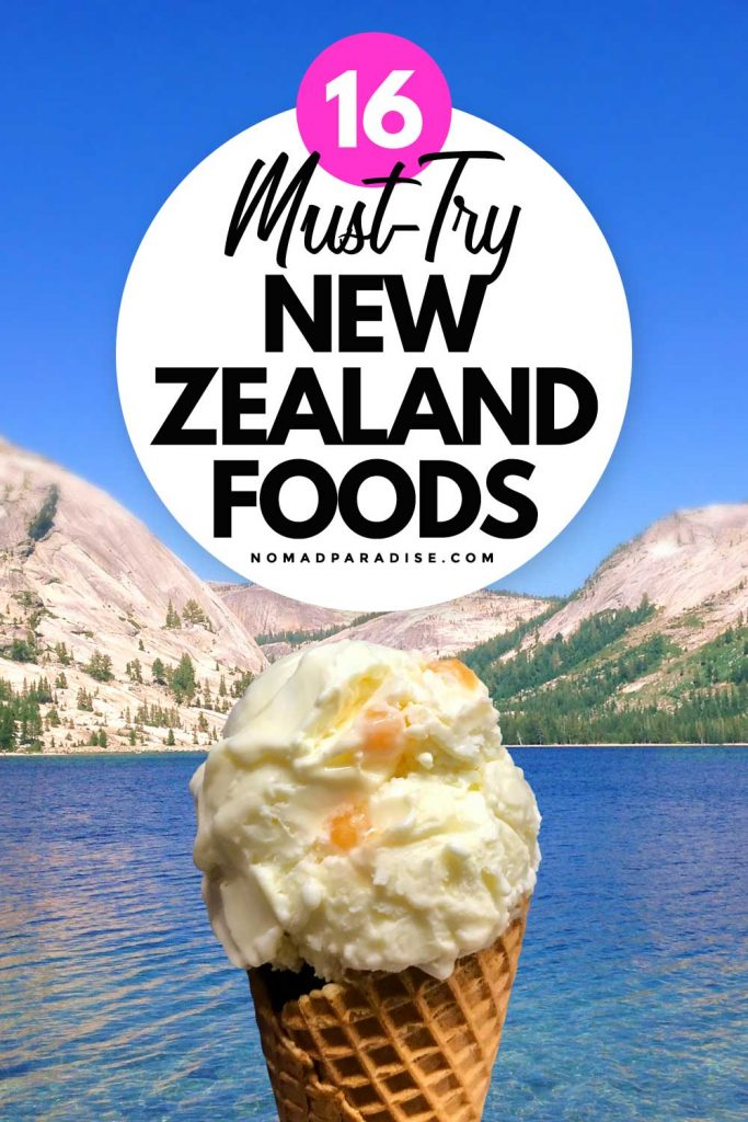 16 Must-Try New Zealand Foods